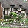 Anne Hathaway's cottage...
