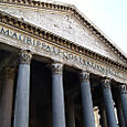 the pantheon...