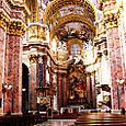 baroque richness...