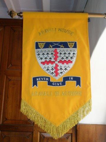 House banners - Aravali