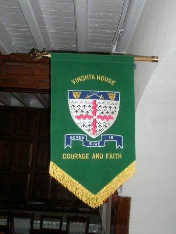House banners - Vindhya