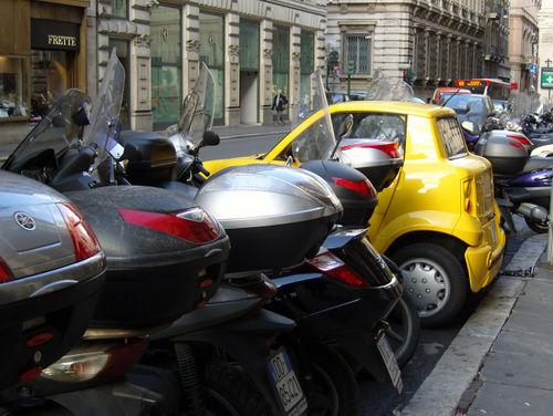 urban commute