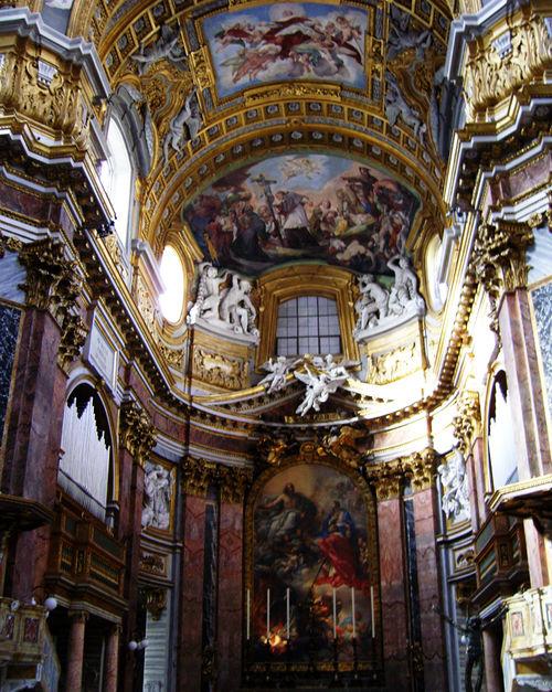 more baroque confections...